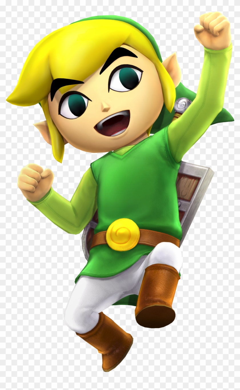Related Coloring Pages Toon Link Hyrule Warriors Free
