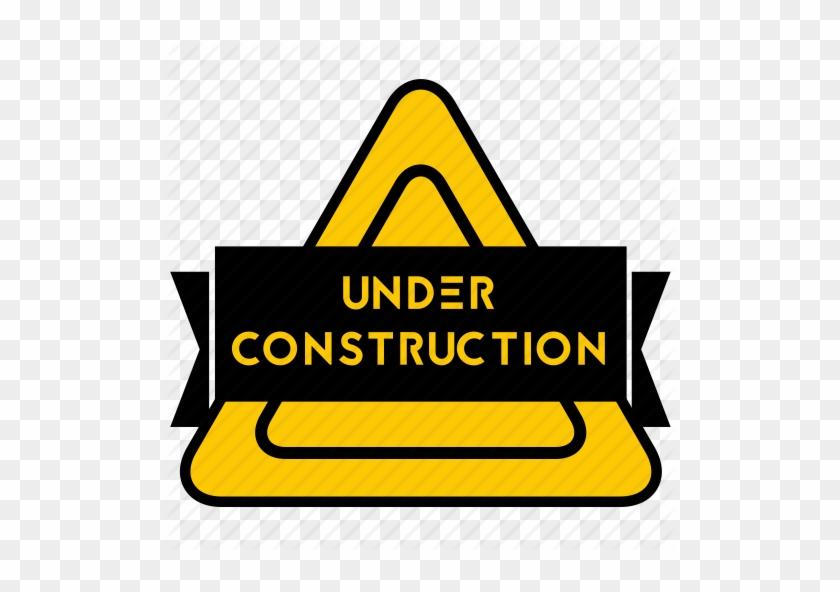 Badge, Build, Construction, Maintenance, Sign, Under - Biskupiec #515491