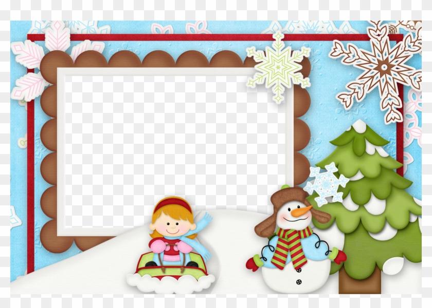 Marcos De Navidad Infantiles Tinc Quatre Anys I Soc Bufo Free - Imagenes-infantiles-de-navidad