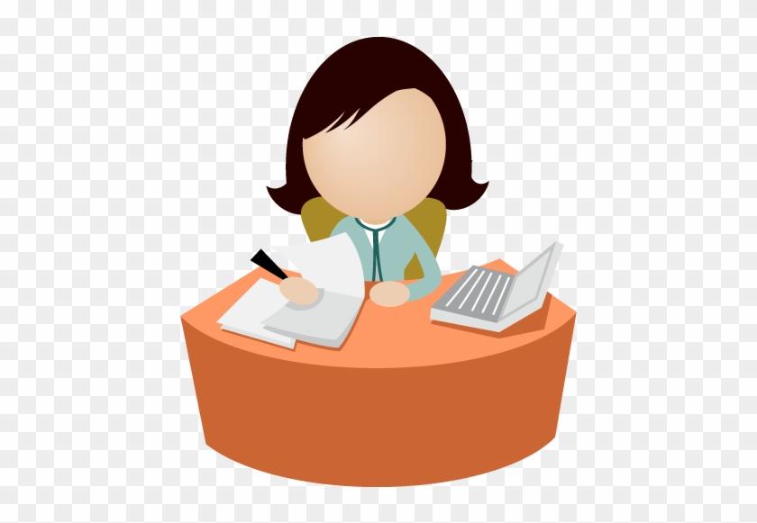 Eficaz Y Dinámica Con Las Labores Que Me Competen, - Office Management #515841