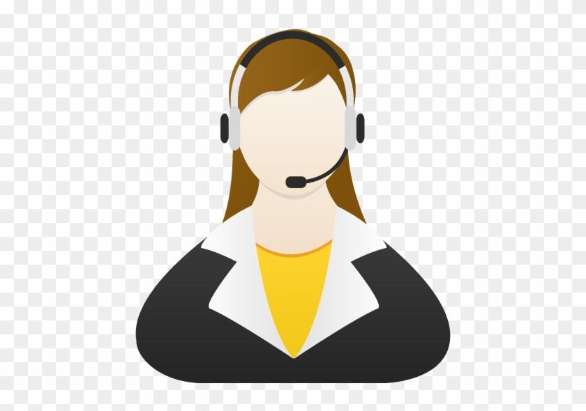 Resultado De Imagen De Icono De Atencion Al Cliente - Customer Service Icon Png #515844