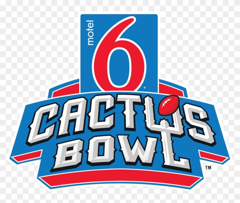 7 - 15 P - M - , Cactus Bowl - - Motel 6 Cactus Bowl Logo #516097