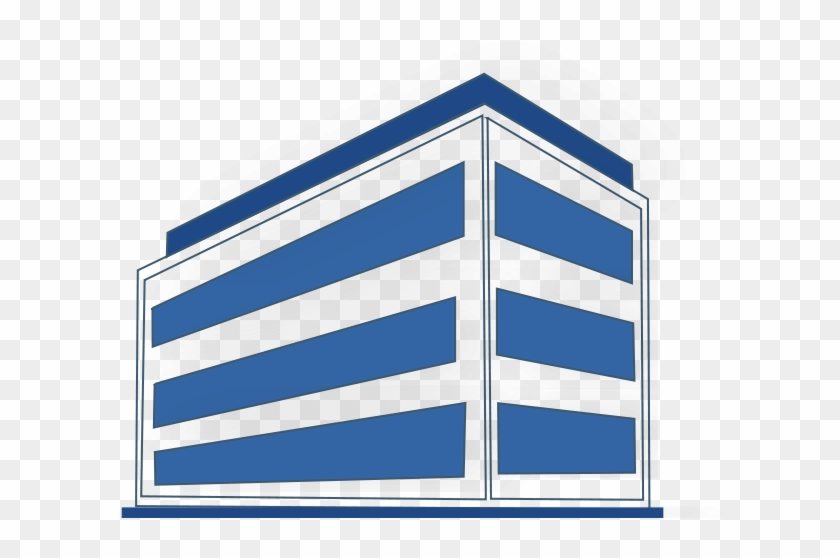 Free Building Clipart - Office Building Clip Art #516108