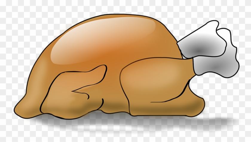Thanksgiving Cartoon Turkey Pictures 23, Buy Clip Art - Roast Turkey Clip Art #516653