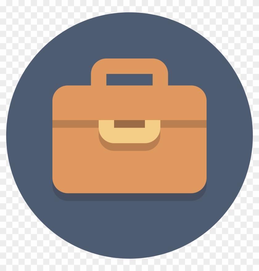 Open - Suitcase Icon #516707