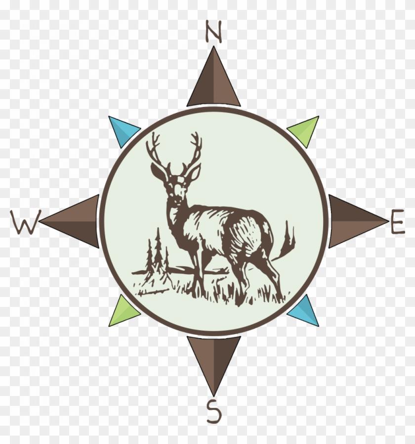 Camp Deer Run Compass - Camp Deer Run #517106