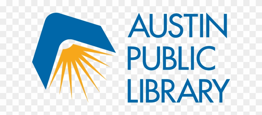 Austin Public Library Logo And Home Page Link - Austin Public Library Logo #517657