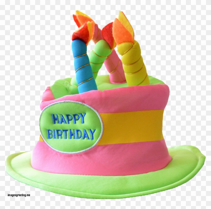"""Download The Image Of """"new Happy Birthday Png Free - Birthday Hat Transparent Background #517768"""