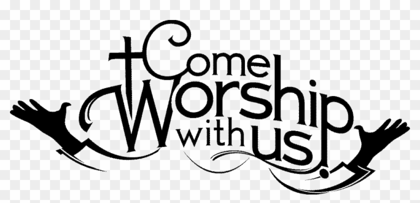 Living The Questions - Come Worship With Us Black And White #517894