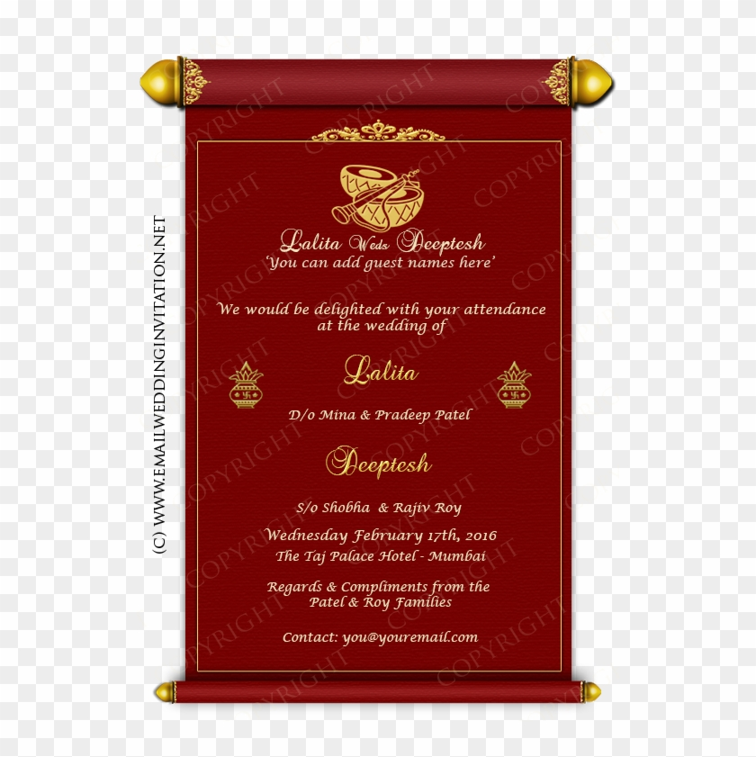 Wedding Invitation Card Design Online Online Wedding Wedding