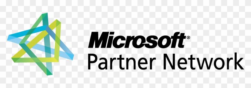 Microsoft Partner - Microsoft Partner Network Logo Vector - Free