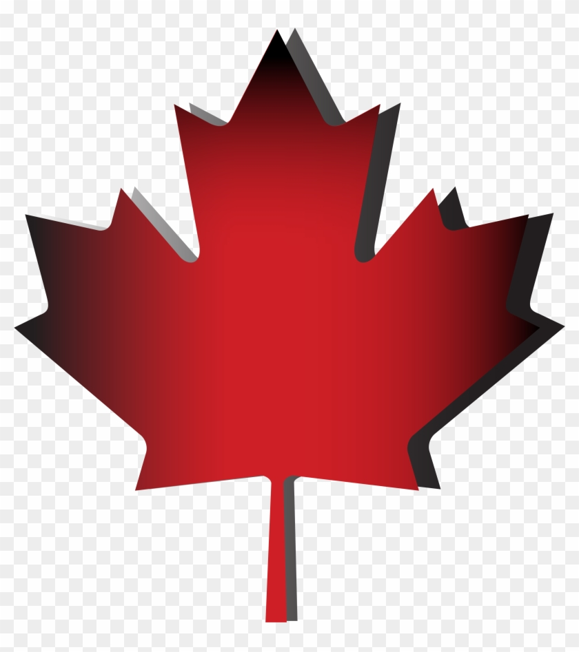 100% Canadian Owned - Canada Maple Leaf Png #519658