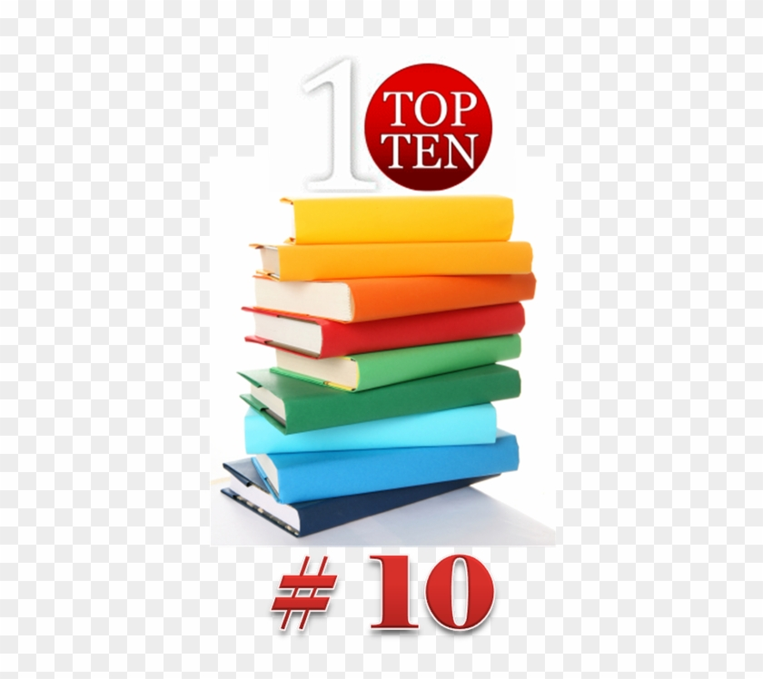Top 10 Books Of - Stack Of Books #519761