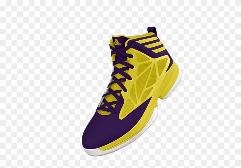 Adidas Mi Crazy Fast Custom Shoes