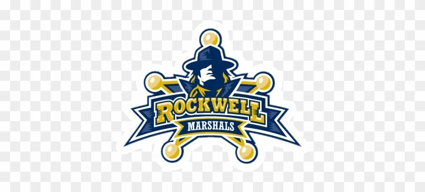 Girls Basketball Tryouts - Rockwell High School Logo #520646