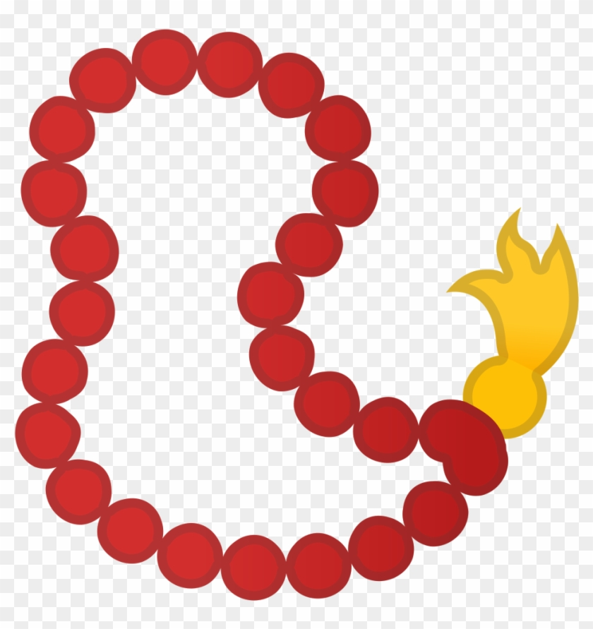 Prayer Beads Icon - Prayer Beads Emoji #520649