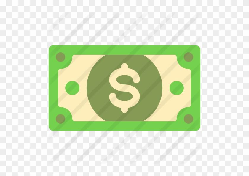 Dollar Bill - Portable Network Graphics #521642