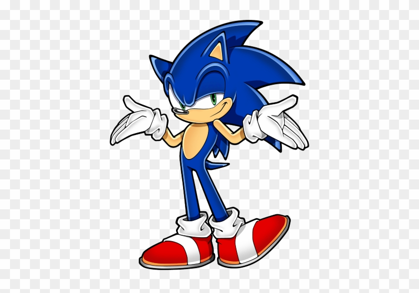 Sonic The Hedgehog Wallpaper Probably Containing Anime Mighty Number 9 It S Better Than Nothing Free Transparent Png Clipart Images Download
