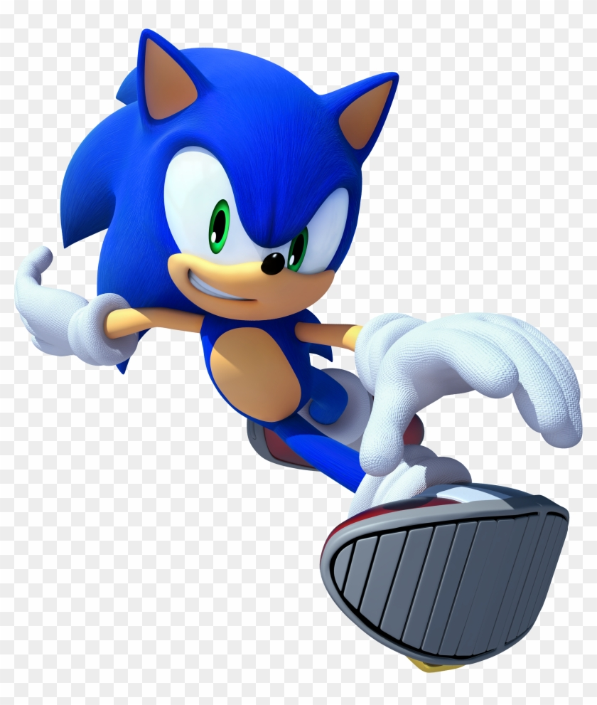 Sonic Wiki - Sonic Lost World Sonic - Free Transparent PNG