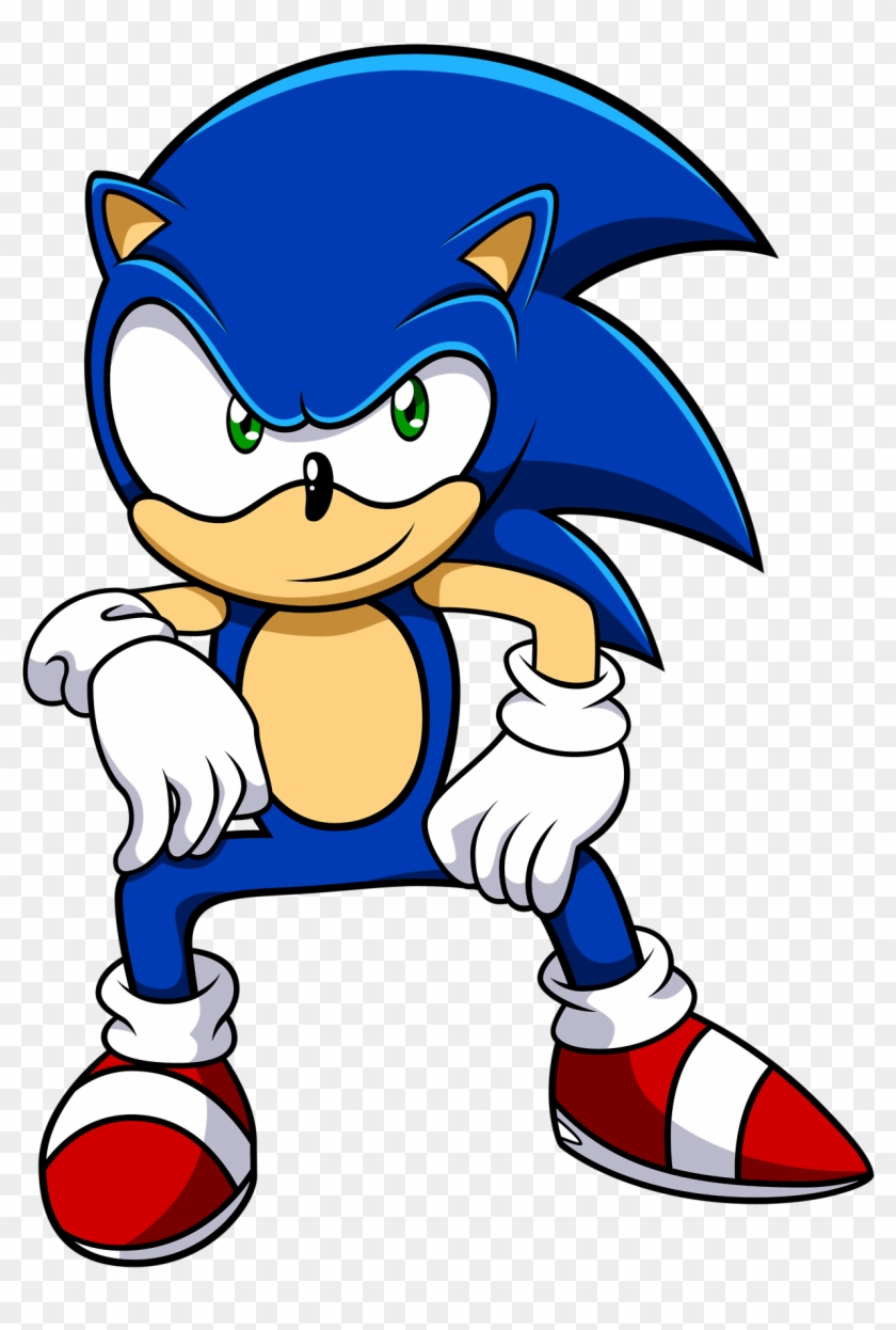 sonic the hedgehog cartoon pictures
