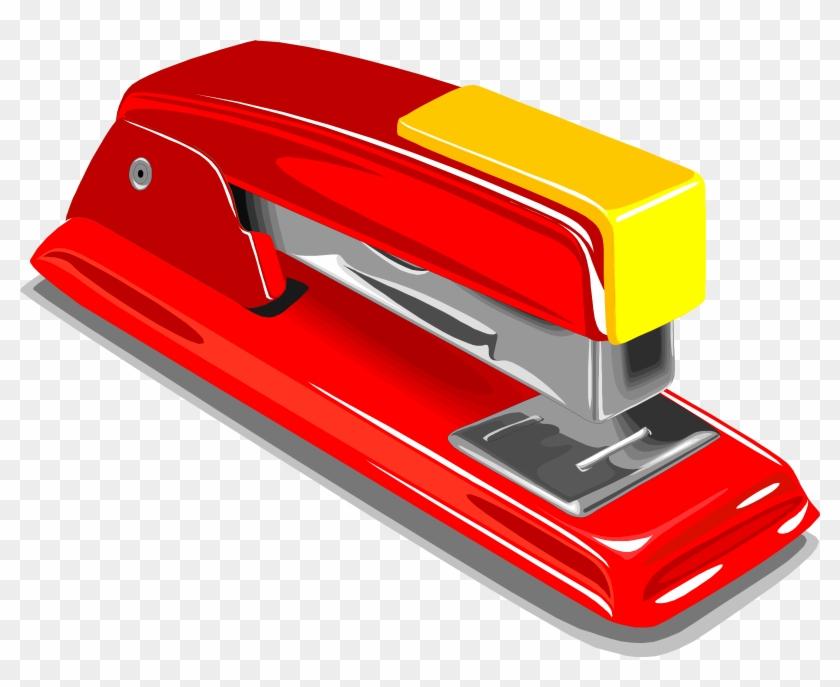 Big Image - Stapler Clipart #522512