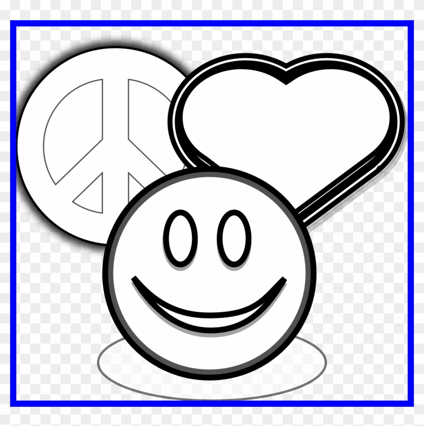 Best Quality Cute Love You Coloring Page Kids Superman Peace Sign