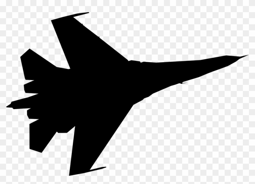Jet Fighter Png - Air Force Plane Clipart #523640