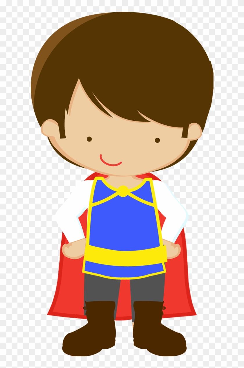 Prince Charming Youtube Clip Art - Principe E Princesa Em Desenho #523728