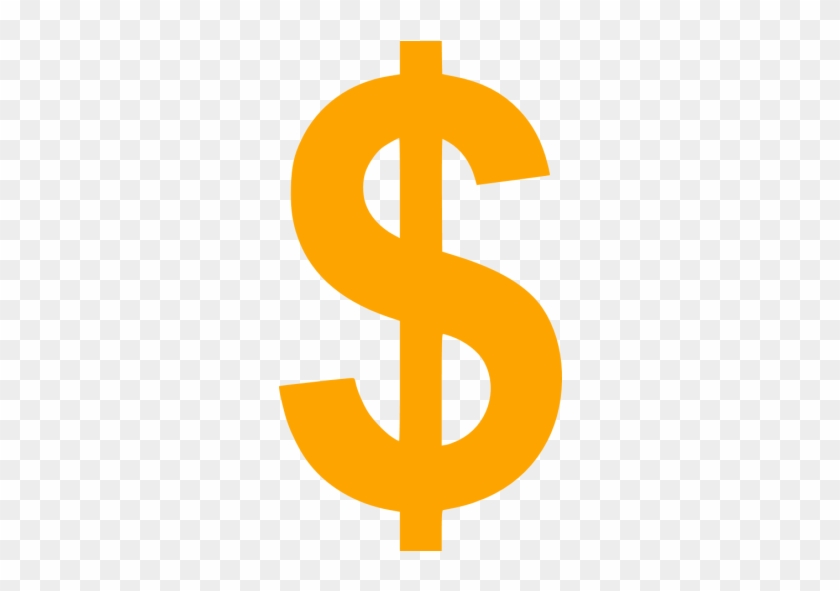 Icon United States Dollar Dollar Sign Currency - Dollar Logo Png