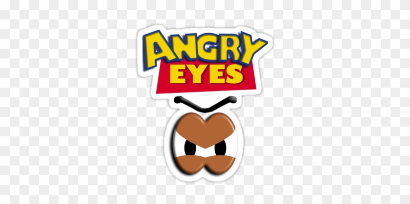 Potato Head Idea Free Vector / 4vector - Mr Potato Head Angry Eyes #524152