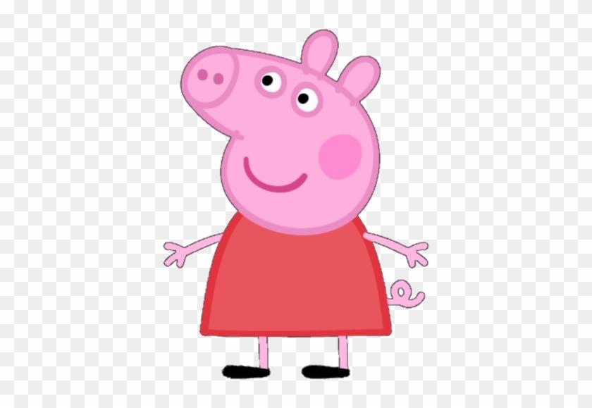 #cartoon #cartoons #ppk #sponge Bob #spongebob #adventuretime - Peppa Pig - Peppa Cardboard Cut Out Standee #525146