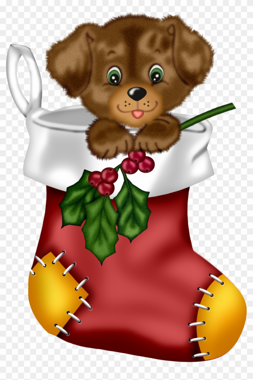 Puppy Clip Art Cute Christmas Puppy Clipart Free Transparent Png Clipart Images Download