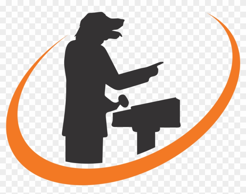 Spinner Logo - Lucky Dog Auction Company #526216