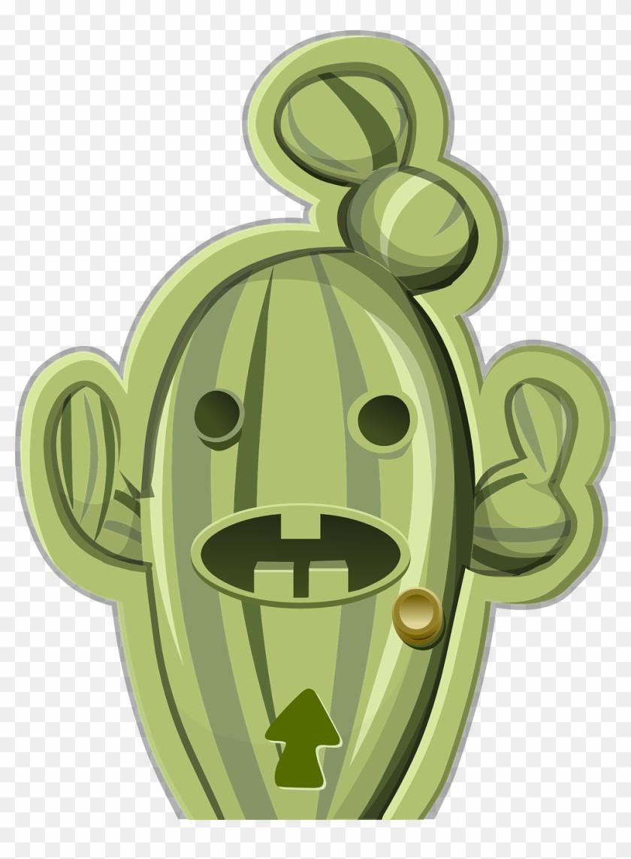 Plant Cactus Green Face Cartoon Png Image À¸ž À¸Š À¸à¸²à¸£ À¸• À¸™ Png Free Transparent Png Clipart Images Download