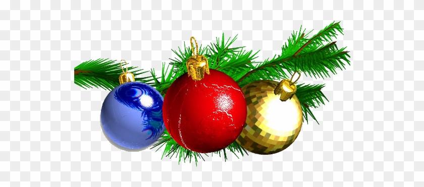 шарики фото новогодние