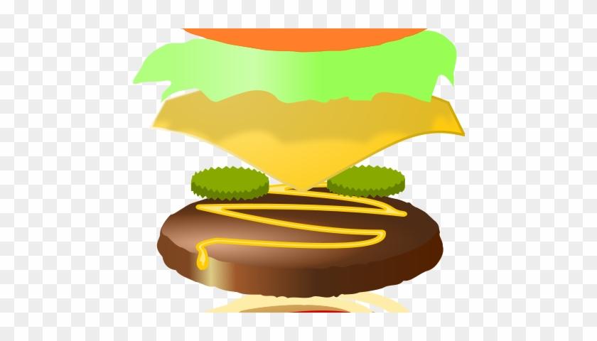 Hamburger Layers - Build Your Own Hamburger #527555