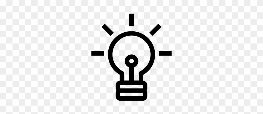 Tips For Adding Learning Objectives - Light Bulb Icon #527808
