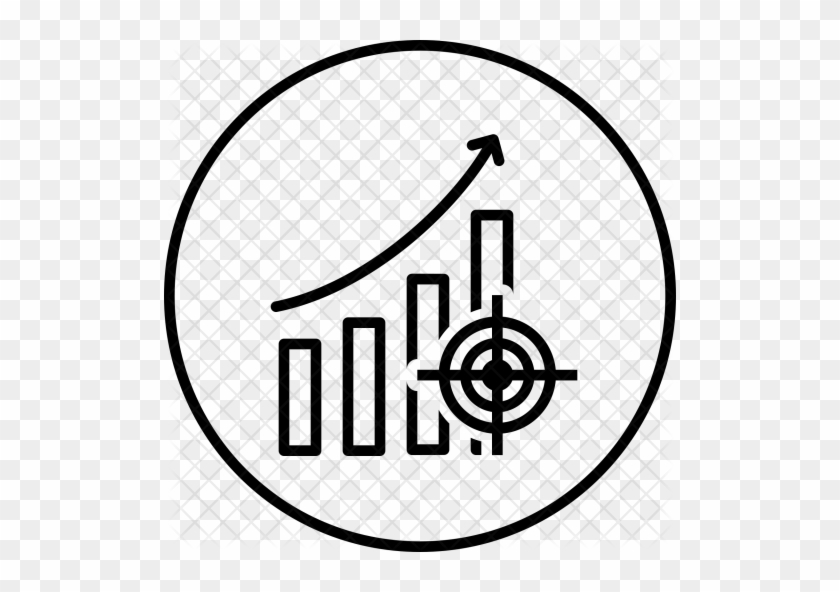 Project, Goals, And, Objectives, Target, Market, Sales, - Goals And Objectives Icon #527831