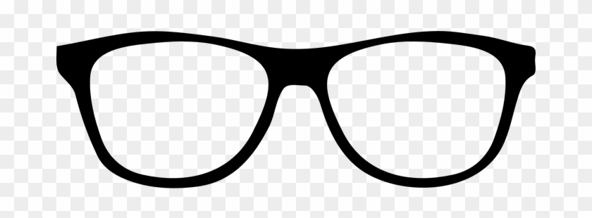 Spectacles Spec Specs Eyeglasses Eyeglass Eyewear Eyewears - Oculos Desenho Png #528022