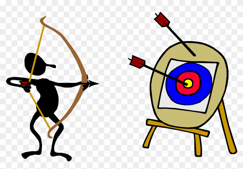 His Objective Might Be To Hit The Bulls-eye - Selection Process In Human Resource Management #528118