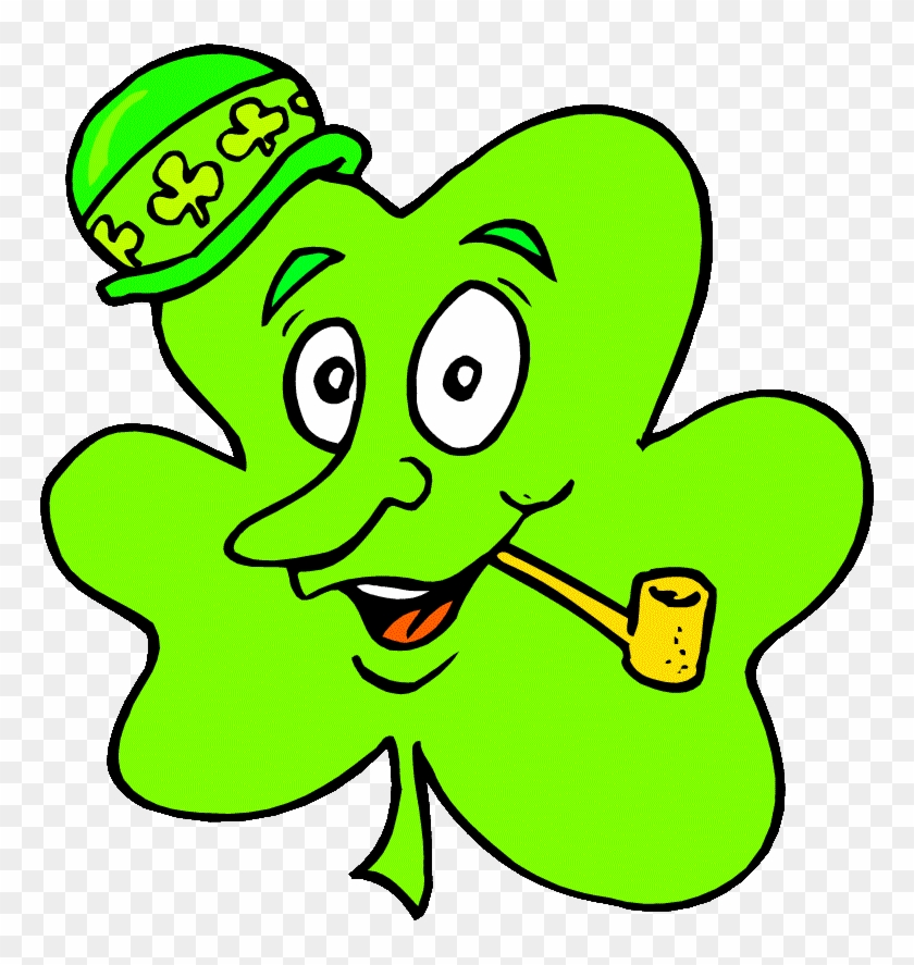 There Will Be Snacks, Set-ups, Coffee, Cake And A 50/50 - Happy St Patrick's Day Animated Gif #528122