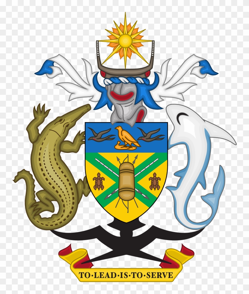 New Coat Of Arms To Reflect A Peaceful Solomon Islands - Solomon Islands Coat Of Arms #528654