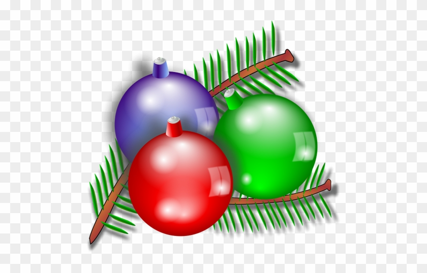 Color Drawing Of Christmas Tree Decoration Christmas Ornament Free Clipart Free Transparent Png Clipart Images Download