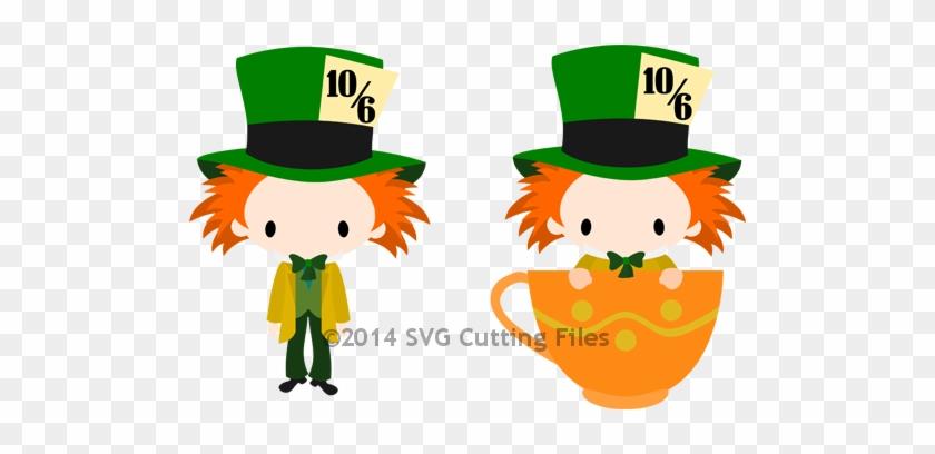 Pp 2027 Chibi Mad Hatter Alice In Wonderland Mad Hatter Chibi Free Transparent Png Clipart Images Download