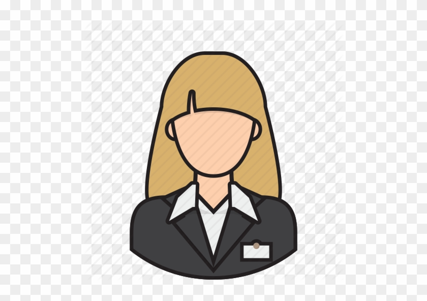 Receptionist Cartoon Png Free Transparent Png Clipart Images Download