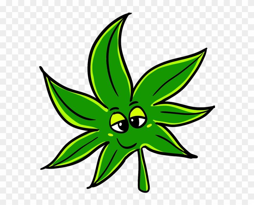Stay Up To Date With Relevant Marijuana Related News, - Marijuana Leaf Cartoon Png #530132
