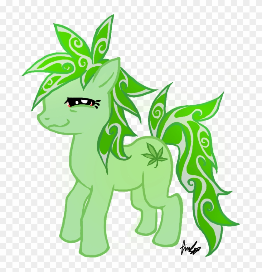 Gravityfxxk, Drugs, High, Marijuana, Oc, Oc - Weed My Little Pony #530258