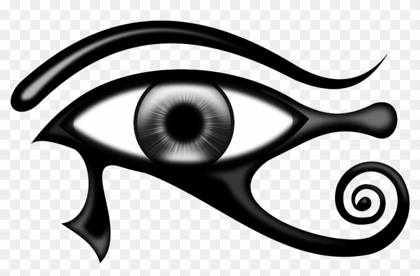 O Olho De Hórus - Egyptian Eye Png #530715