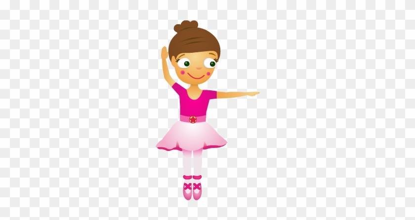 Anna Ballerina Art - Ballet Dancer #530984