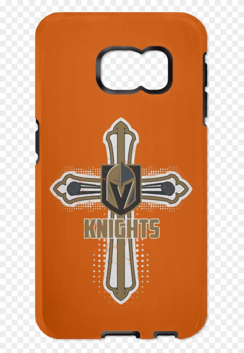 Phone Caseegas Golden Knights Phone Case Cross Samsung - San Jose Sharks T Shirts Cross Hoodies Sweatshirts #531639